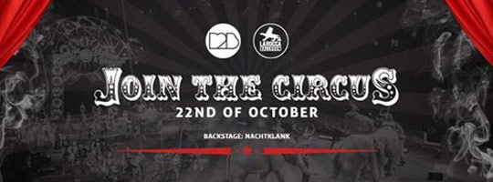 Back To Basicz : JOIN the Circus | La Rocca - 22/10/2016